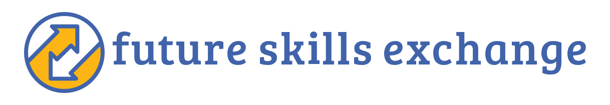 Future skills exchange logo 02